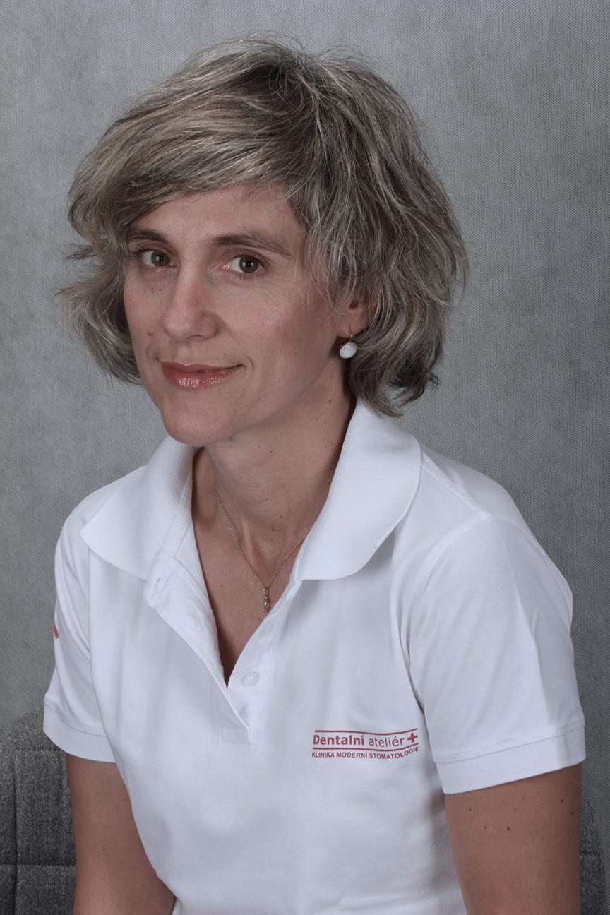 MUDr. Marcela Müllerová